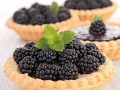 blackberry pastry