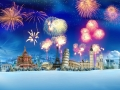 Travel - New year around the world