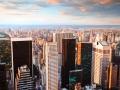 New york skysrcrapers - bussines buildings background