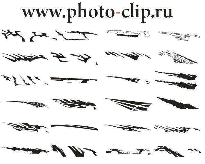 Образцы Наклеек На Автомобиль - фото 4